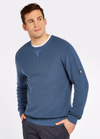 Garrycastle Sweater - Denim