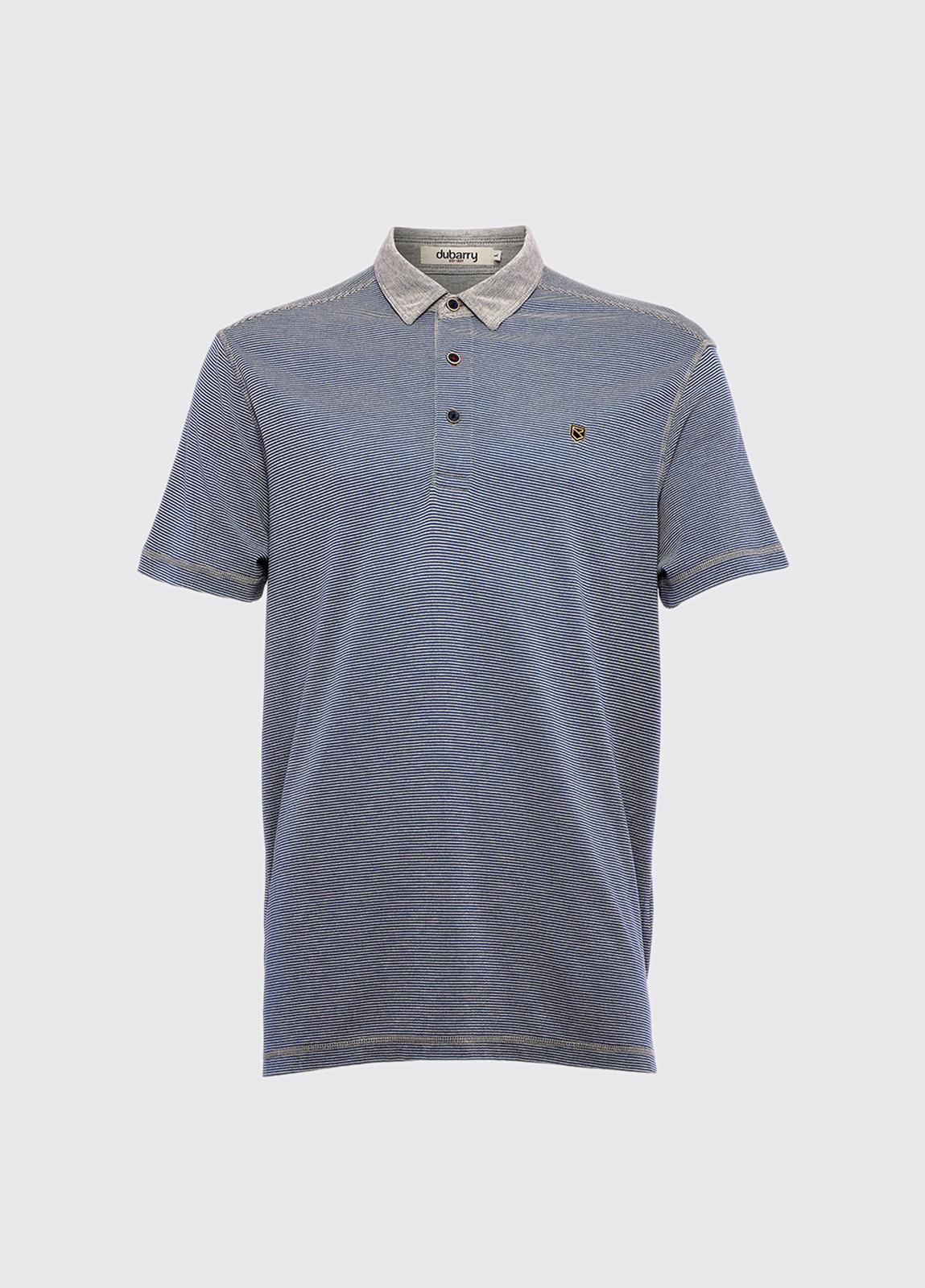 Drumcliff Polo Shirt - Navy