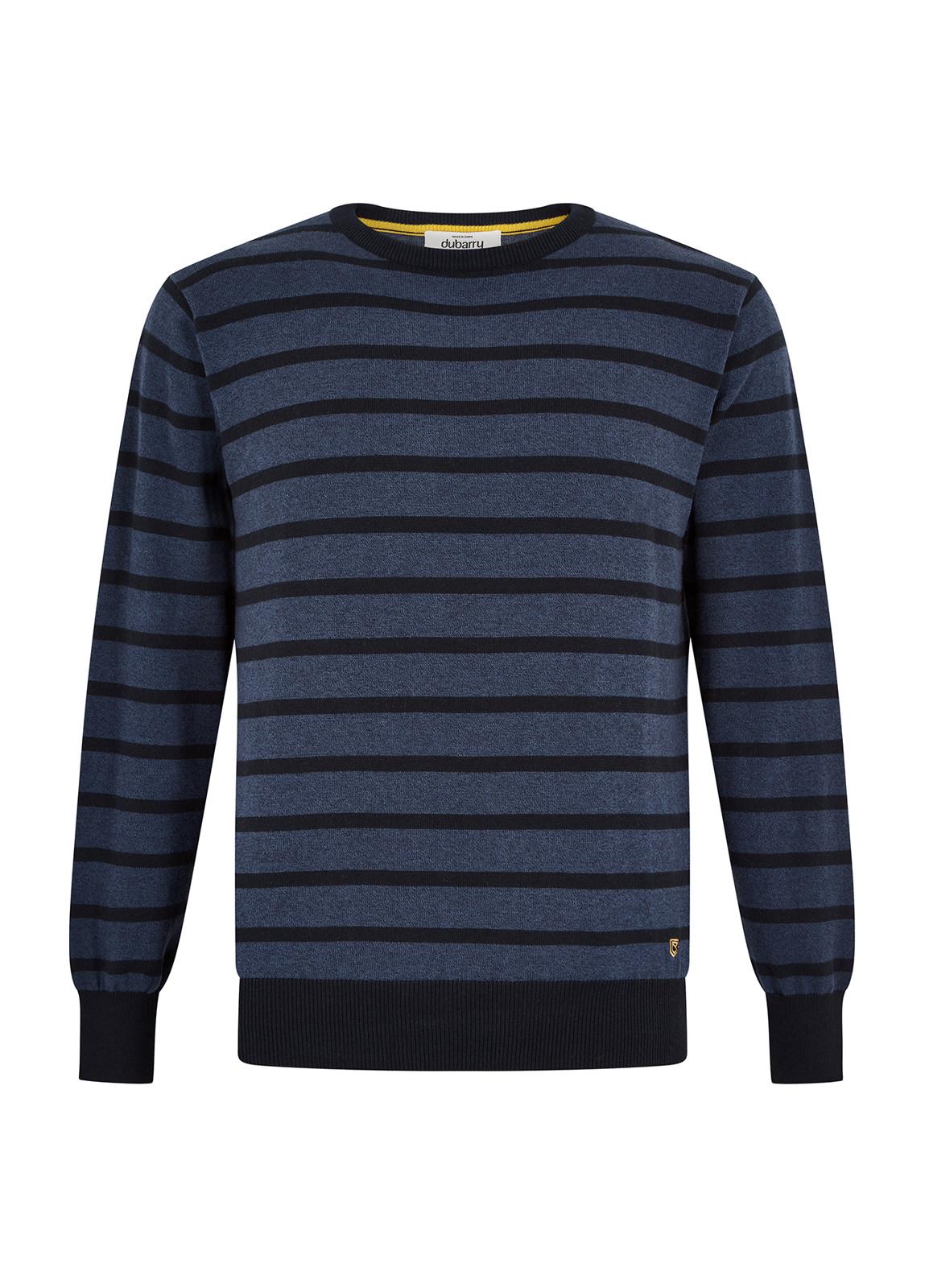Dubarry_Avondale Sweater - Navy/Bordo_Image_2