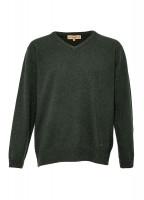 Kilduff V-Neck Sweater - Olive