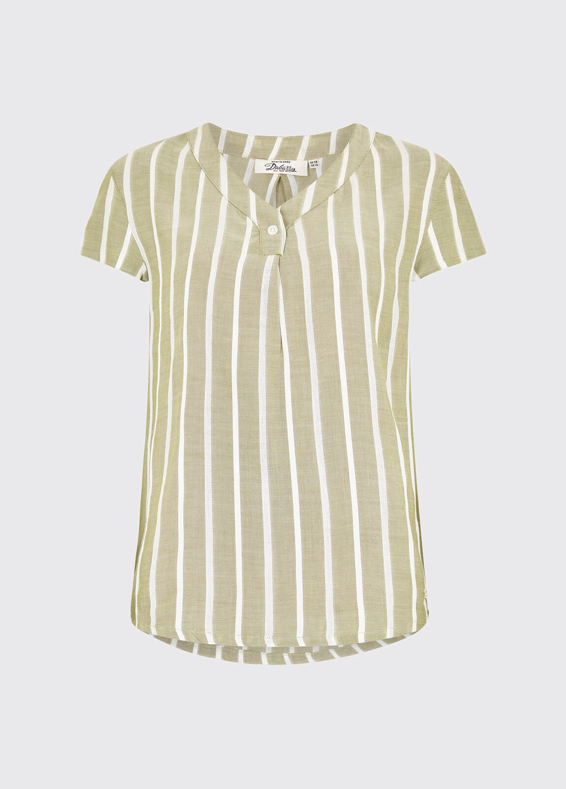 Gardenia Shirt - Khaki