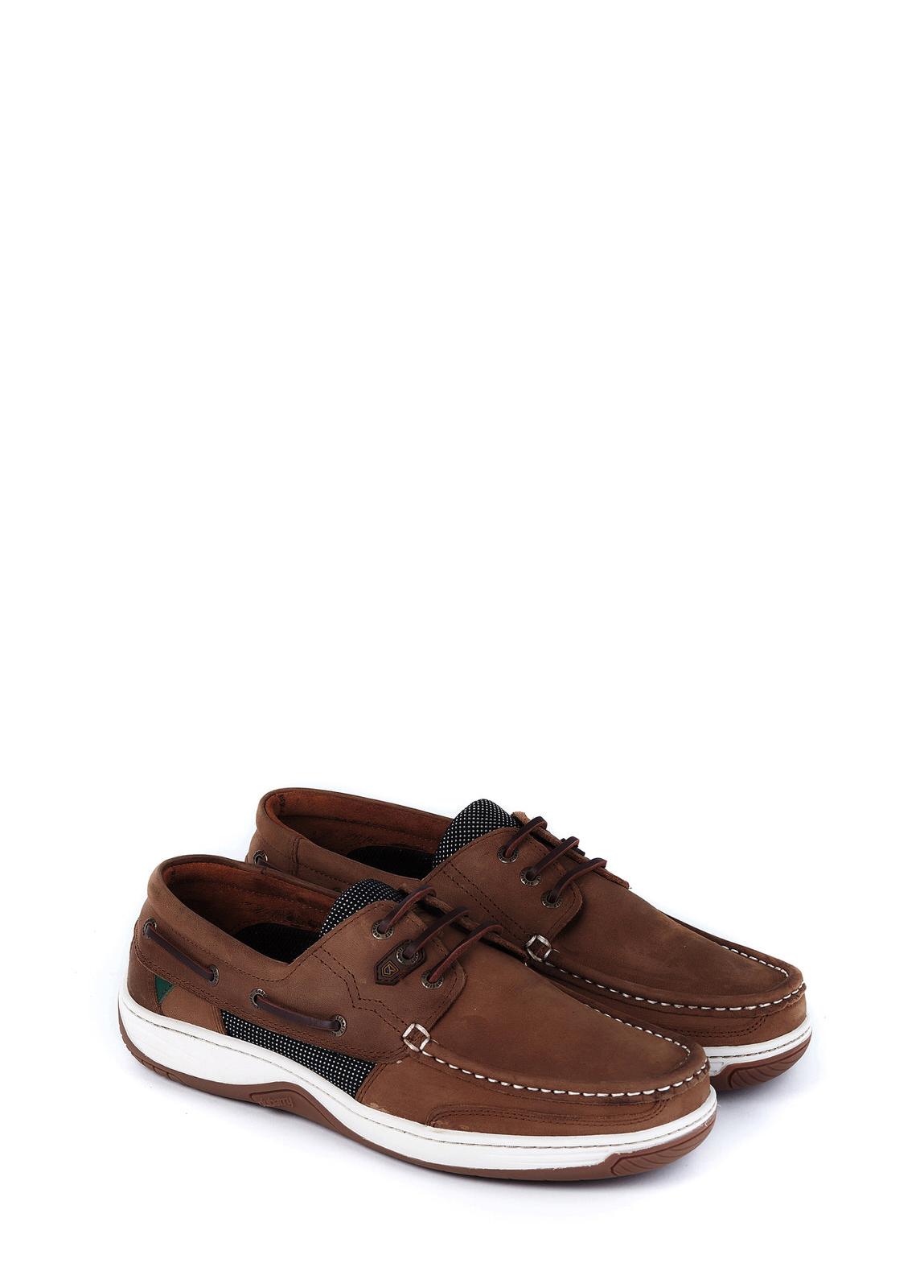 Regatta Deck Shoe - Donkey Brown