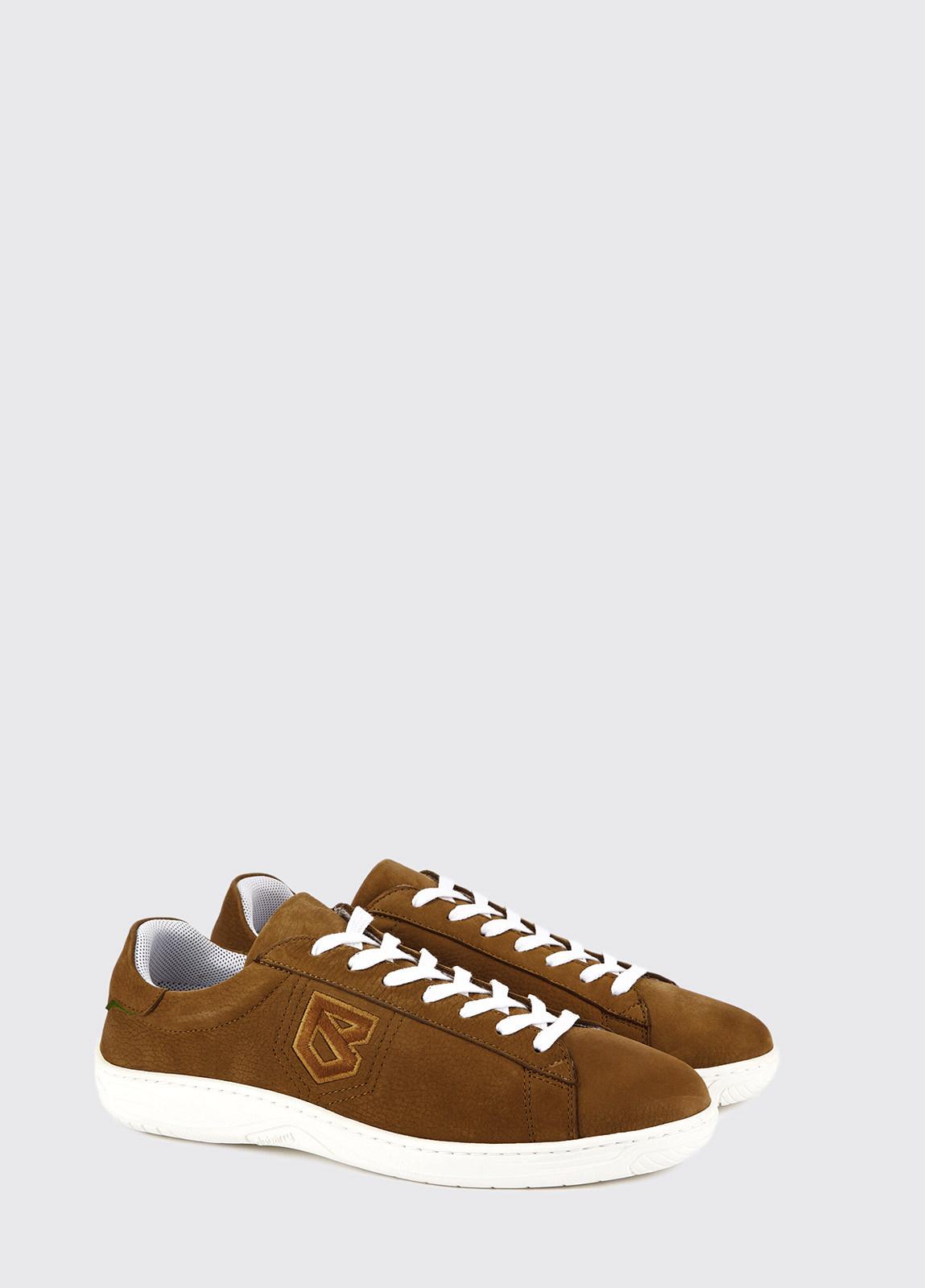 Portofino Deck Shoe - Brown