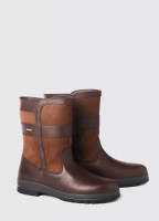 Roscommon Country Boot - Walnut
