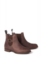 Monaghan Leather Soled Boot - Old Rum