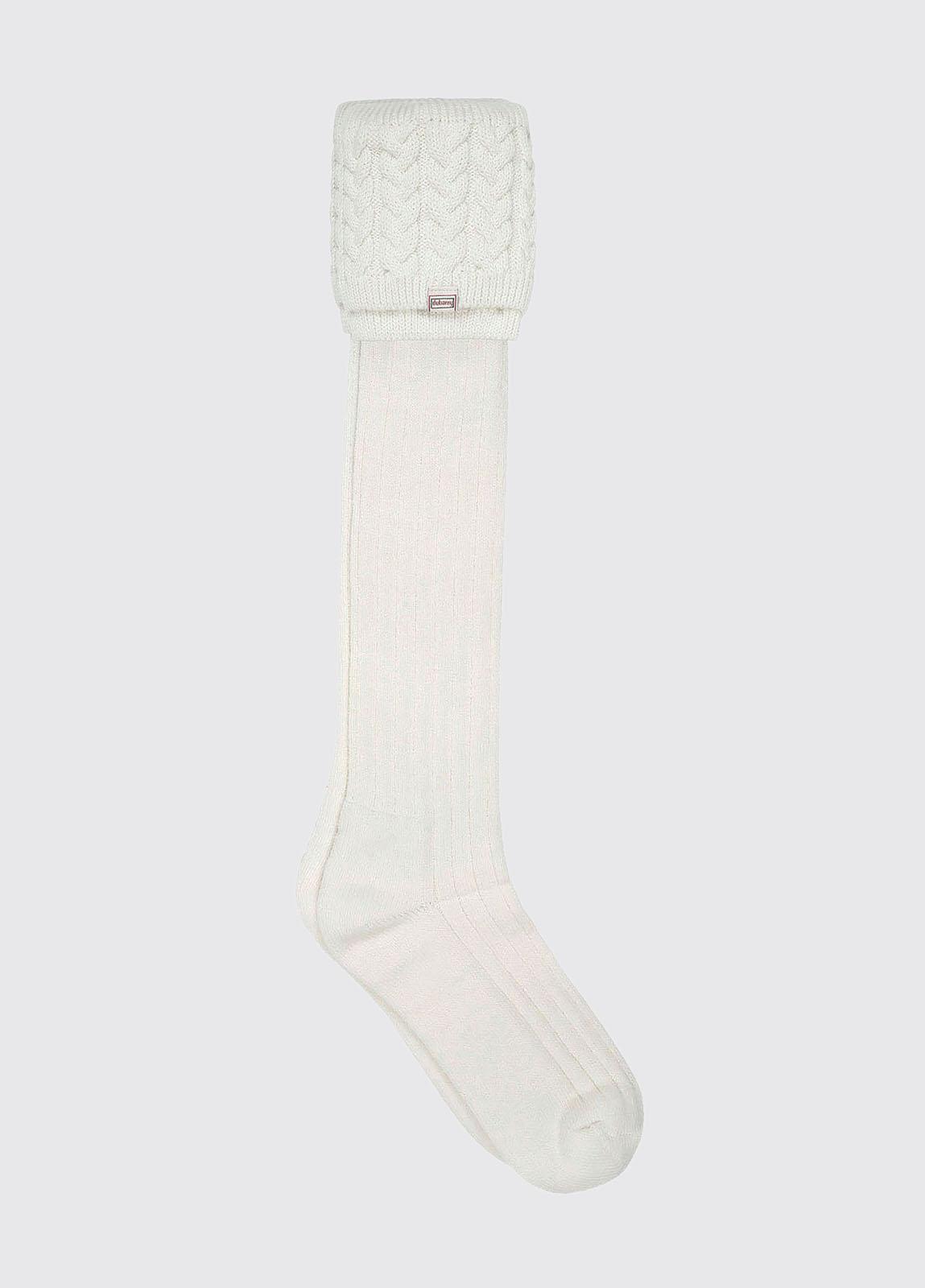 Trinity Socks - Cream