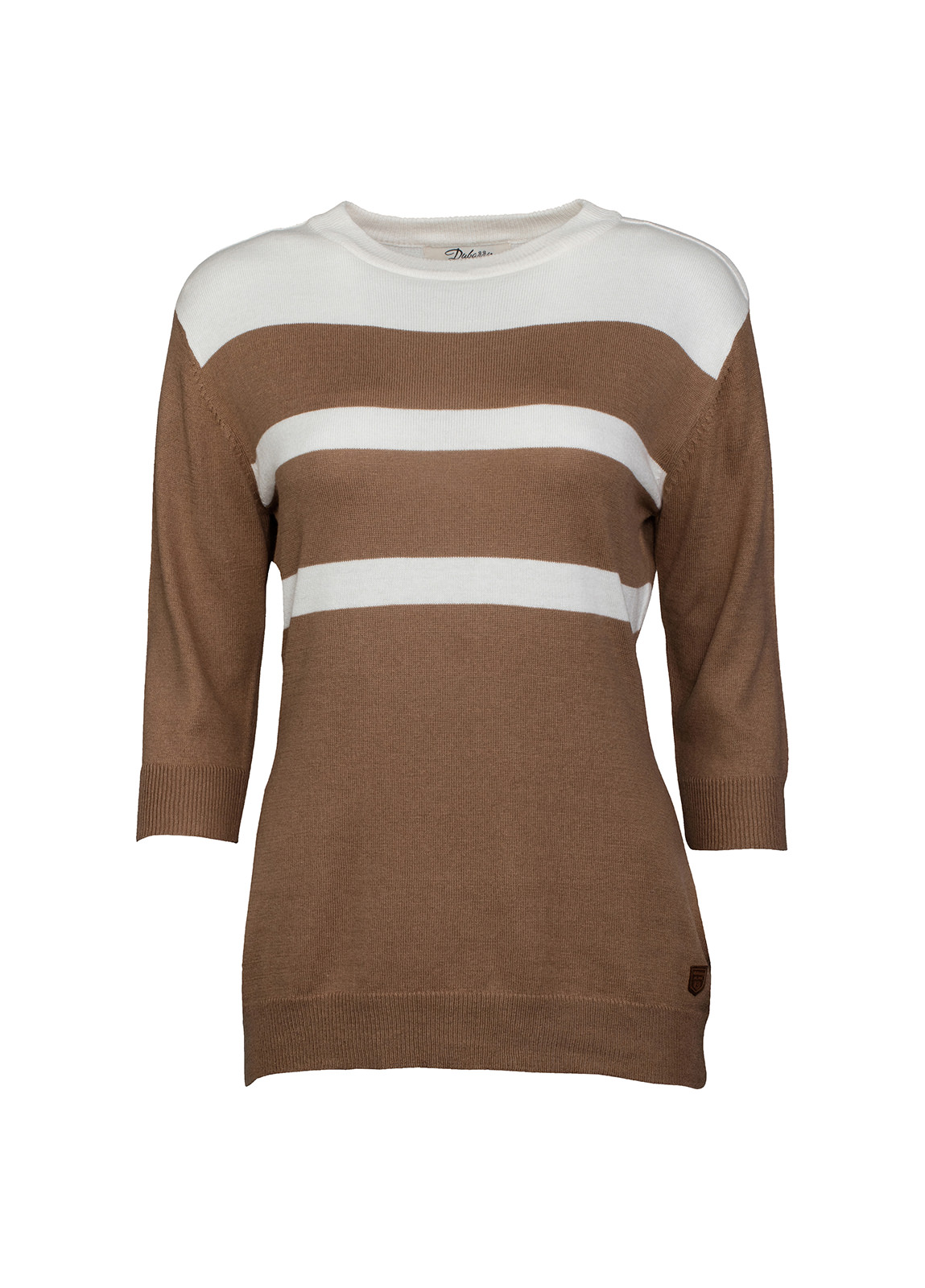 Dubarry_Morrison Ladies Sweater - Cafe_Image_2