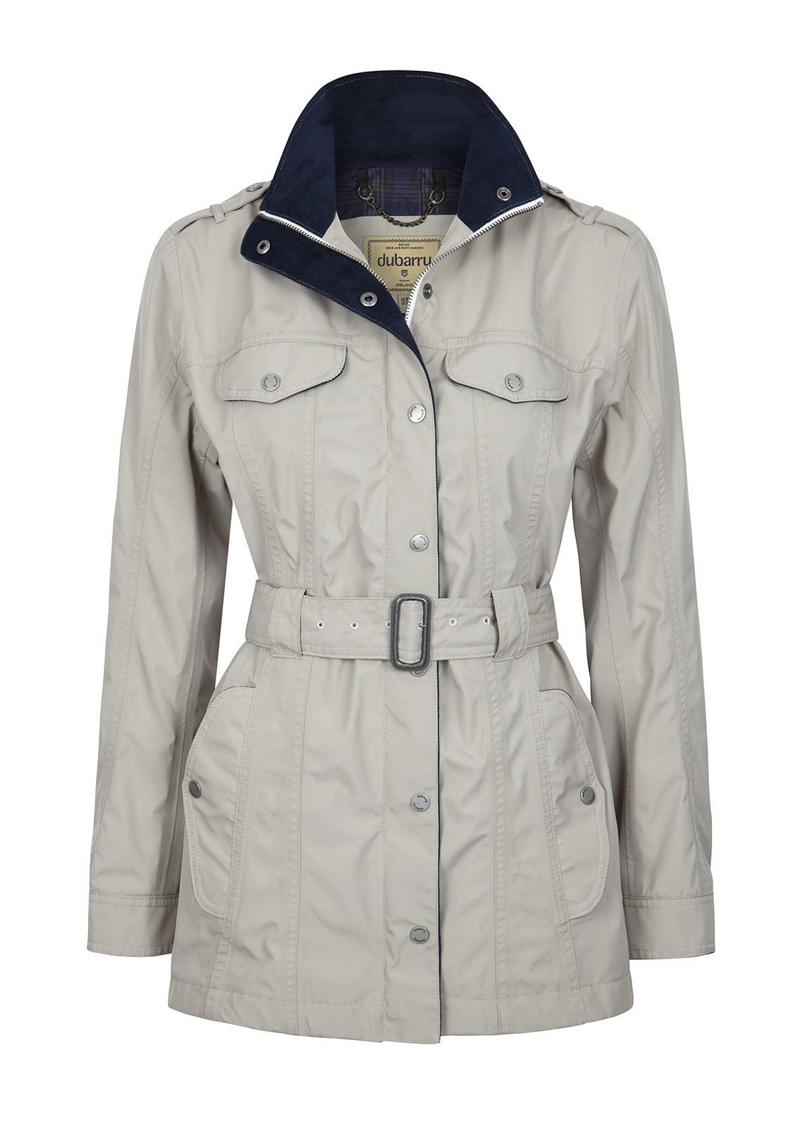 Swift Ladies Waterproof Jacket - Sand