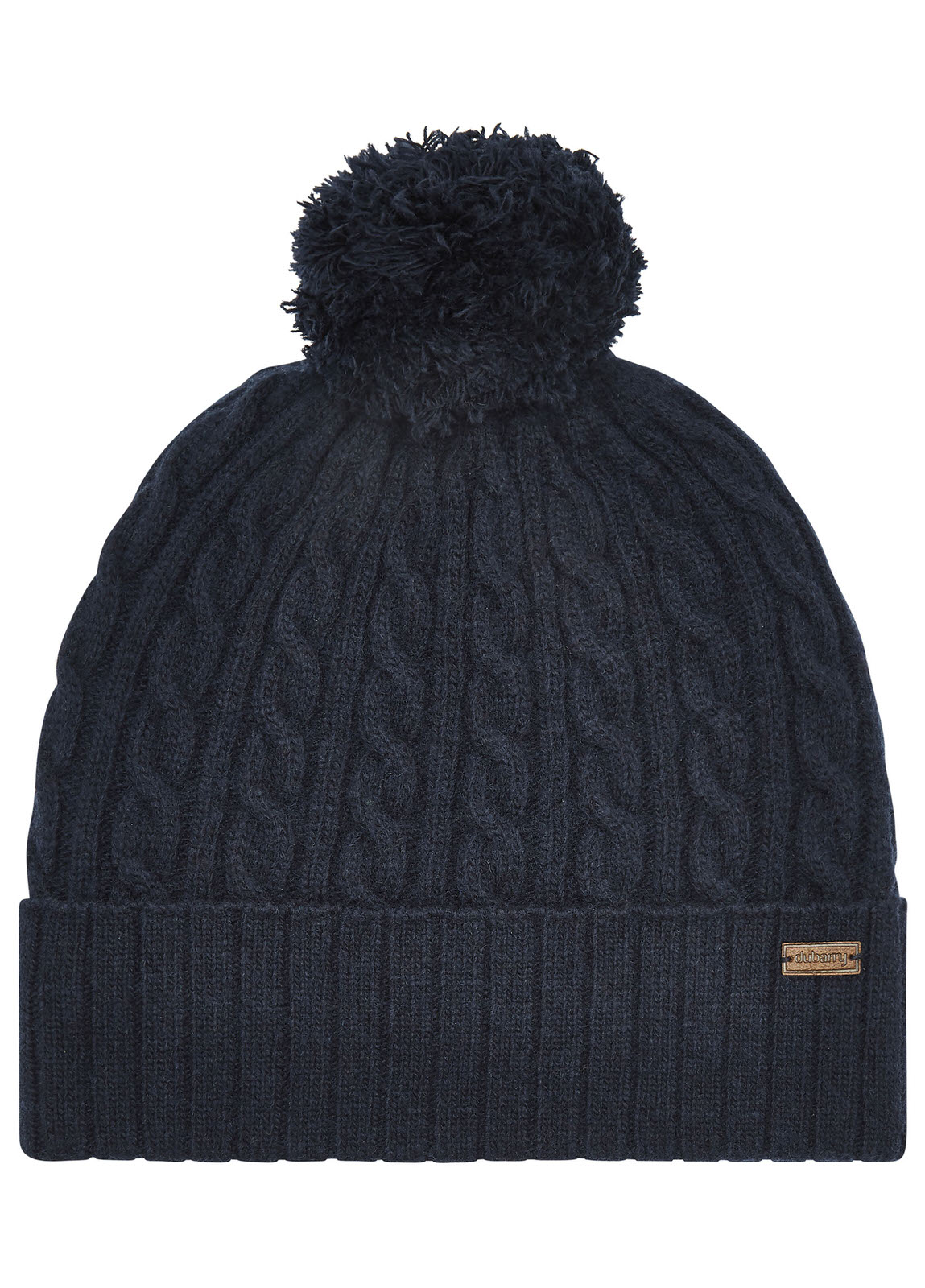 Schull_Knitted_Hat_Navy_Image_1