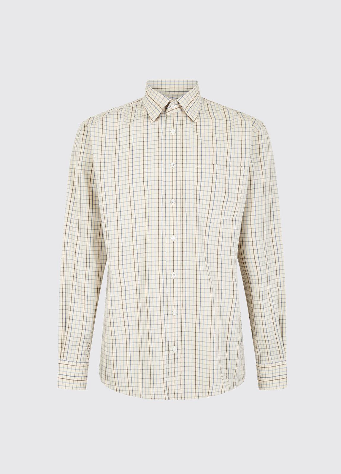 Baylin Shirt - Blue Multi