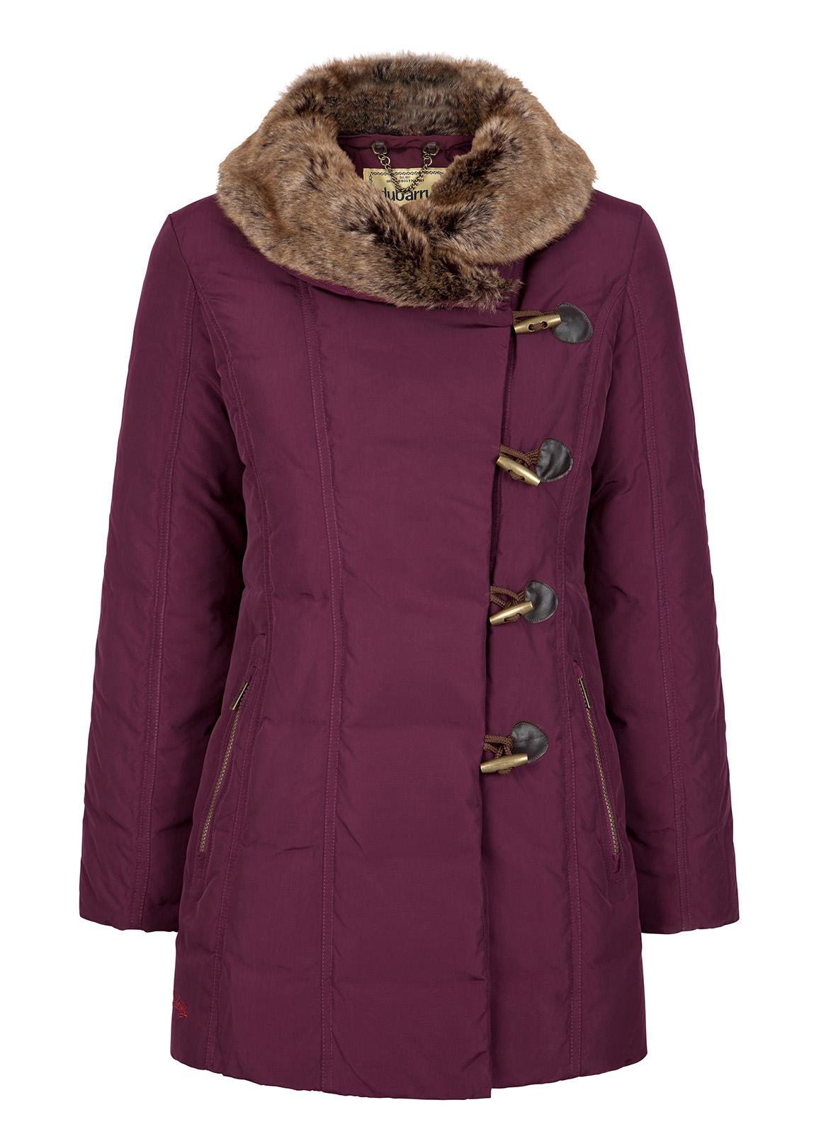 Dubarry_Keyes Women's Jacket - Plum_Image_2
