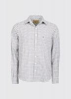 Slane Men's Cotton Button Up Shirt - Navy Multi