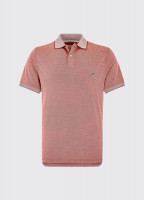 Kylemore polo shirt - Ruby Red
