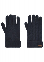 Buckley Knitted Gloves - Navy