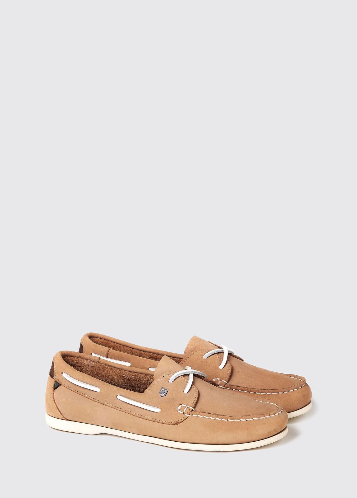 Aruba Deck Shoe - Beige