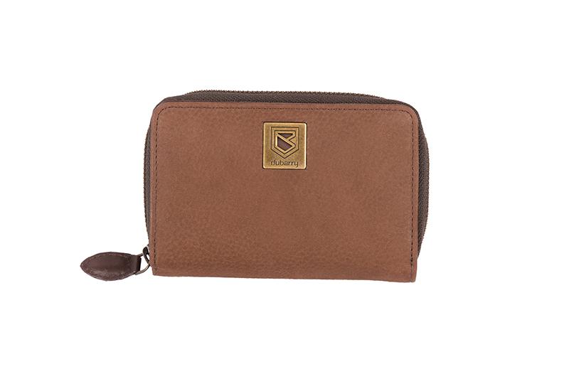 Enniskerry Leather Wallet - Walnut