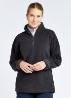 Monaco Unisex Quarter-zip Fleece - Graphite