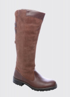 Clare Country Boot - Walnut