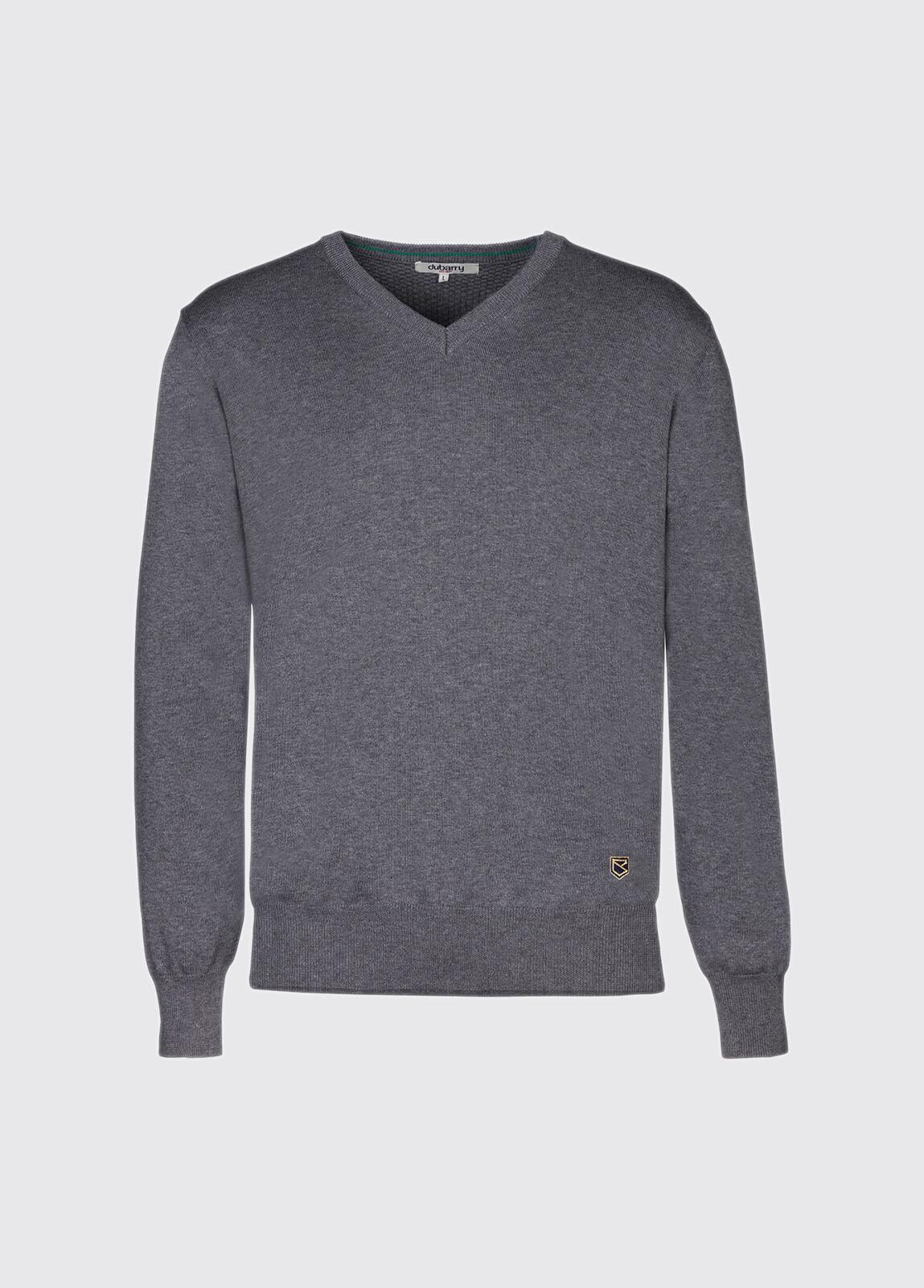 Carson Sweater - Grey
