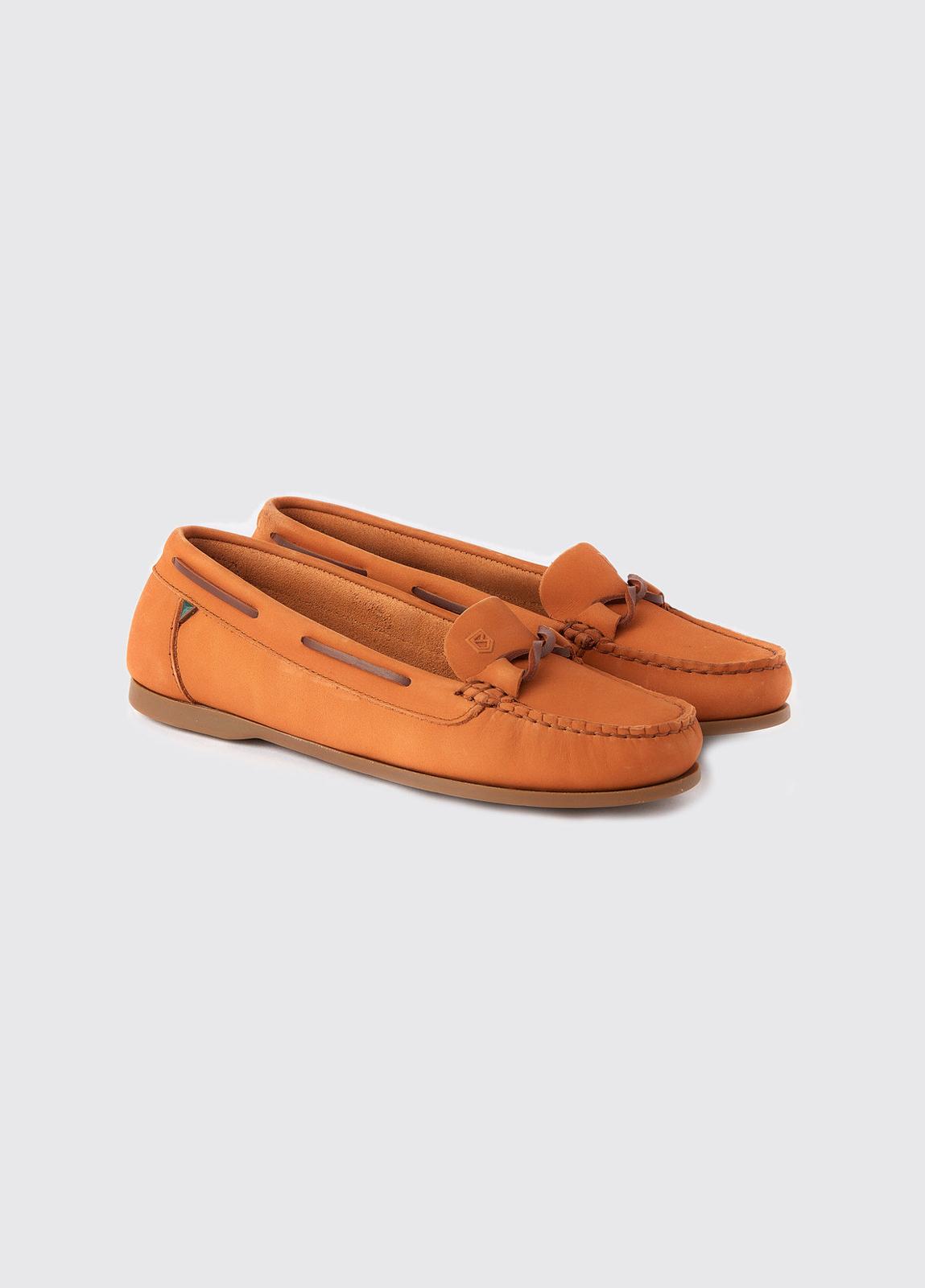 Rhodes Deck Shoe - Caramel