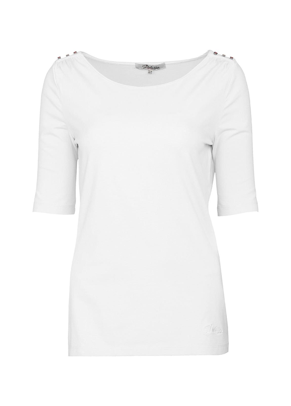 Corofin Ladies Top - White