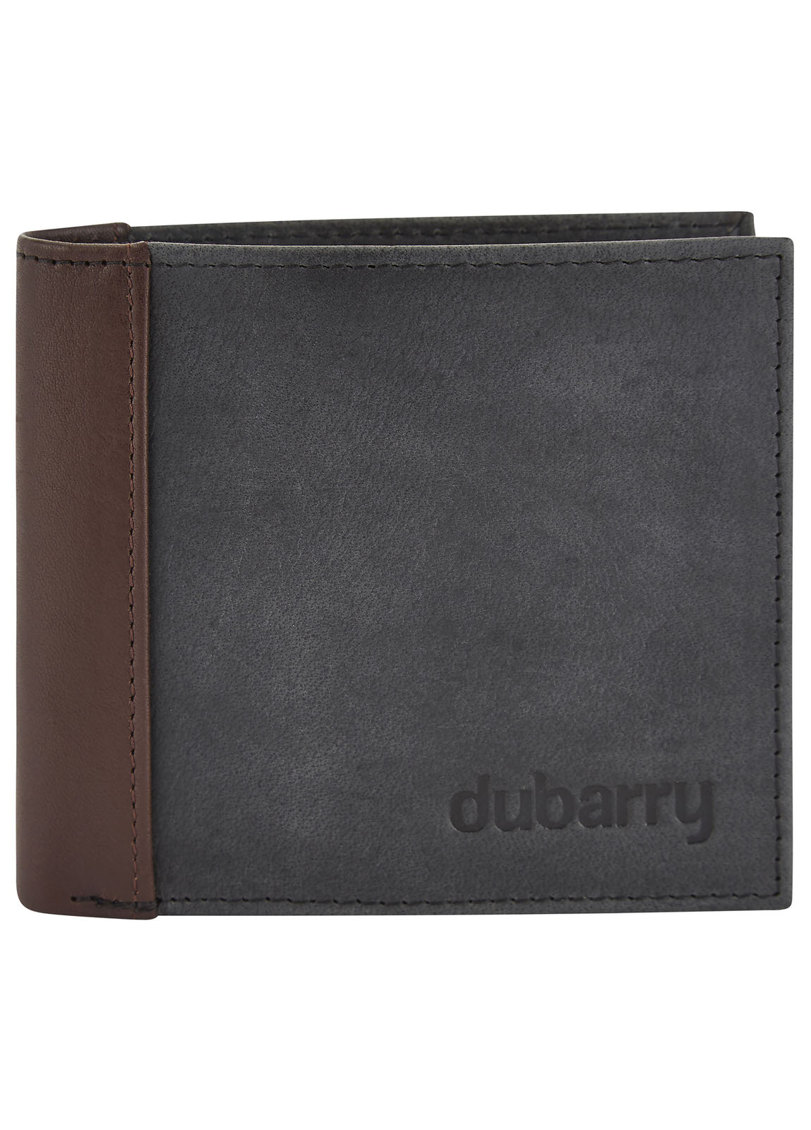 Rosmuc_Leather_Wallet_Black/Brown_Image_1