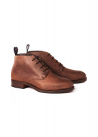 Kilgarvan Lace-up Boot - Bourbon