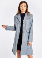 Blackthorn Tweed Jacket - Blue Heather