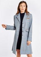 Blackthorn Tweed Jacket - Blue Heather