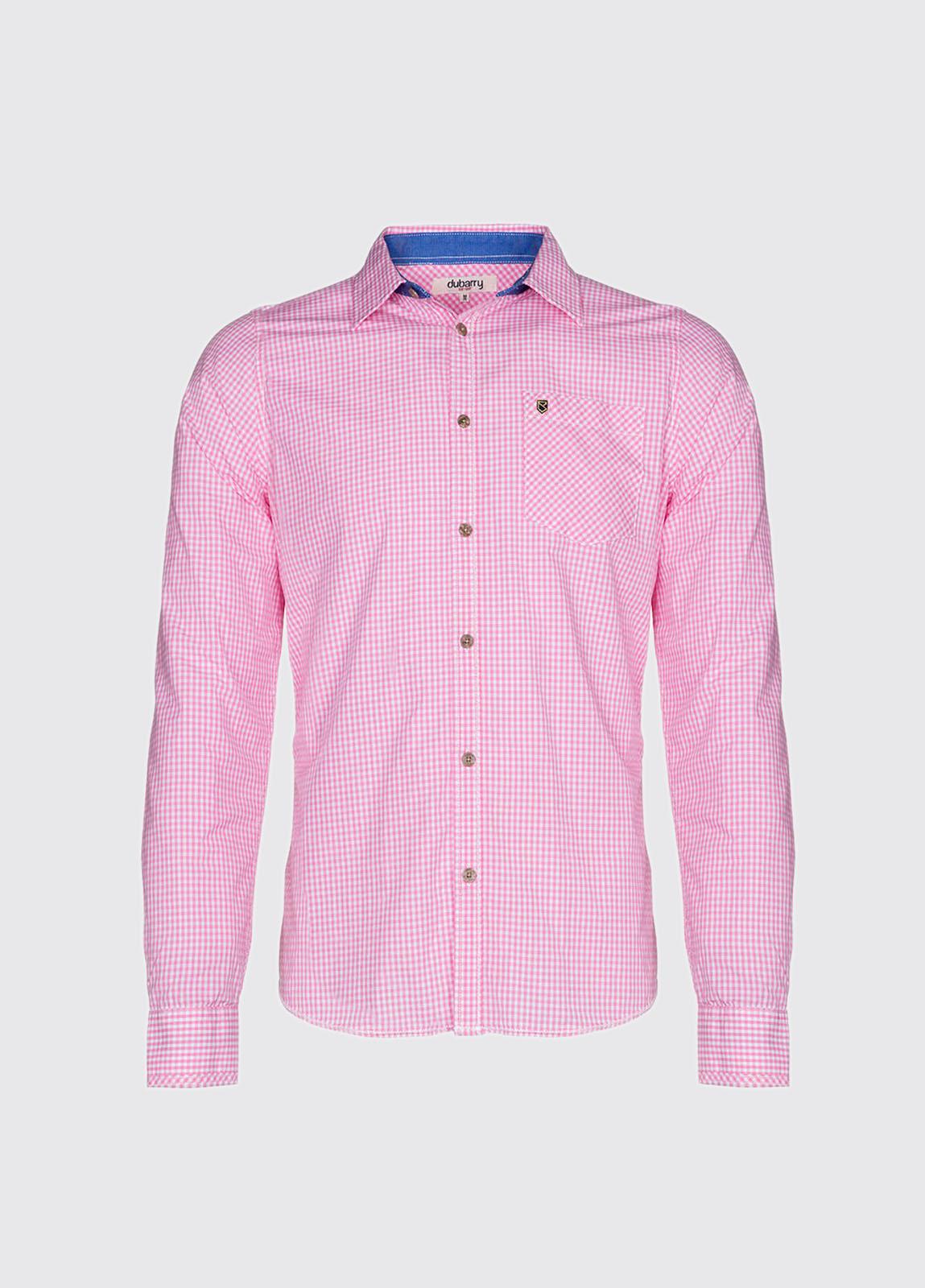 Clonbrock Shirt - Pink