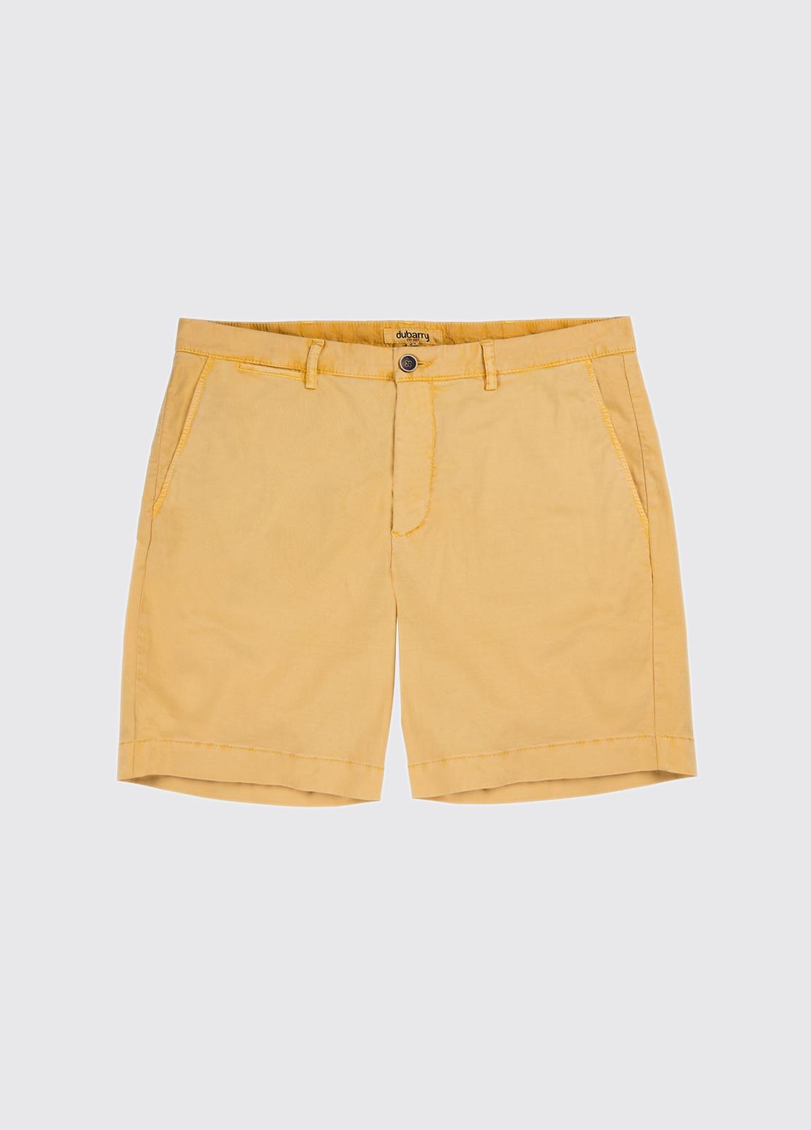 Glandore Men's Shorts - Maize