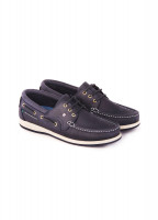 Commodore XLT Deck Shoe - Navy