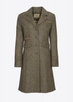 Blackthorn Tweed Jacket - Heath