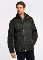 Ballymote Wax Jacket - Black Watch