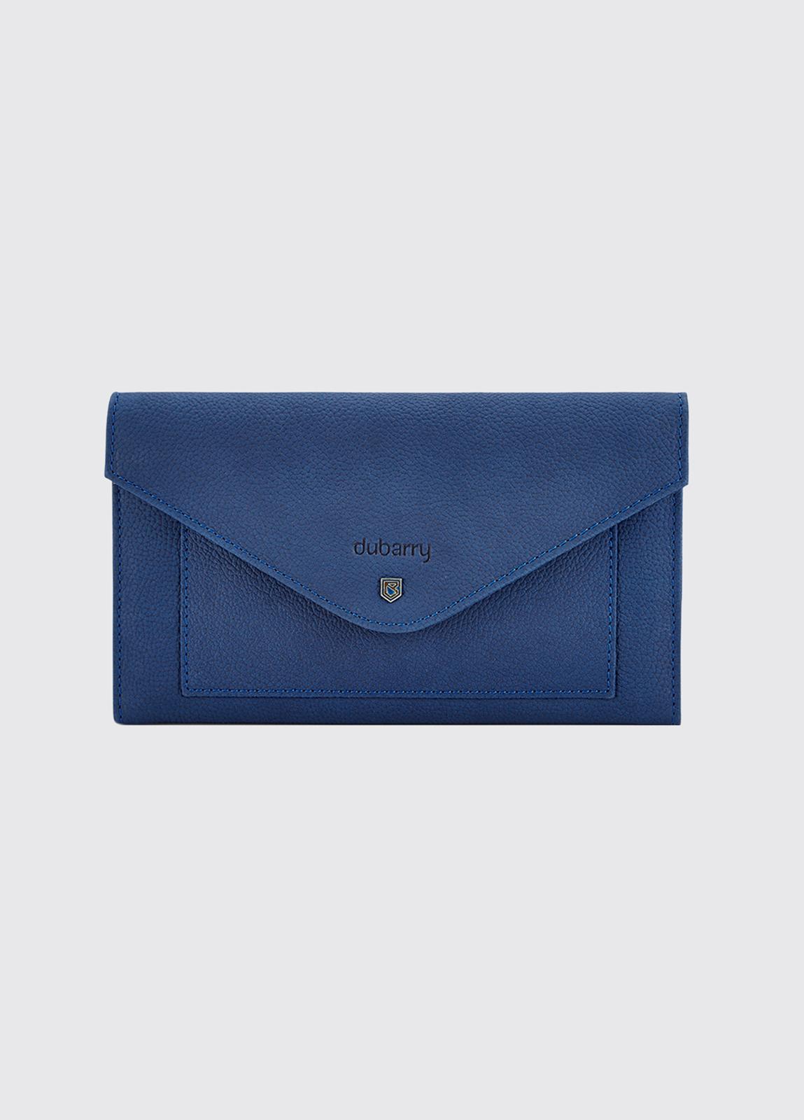 Athlone Wallet - Royal Blue