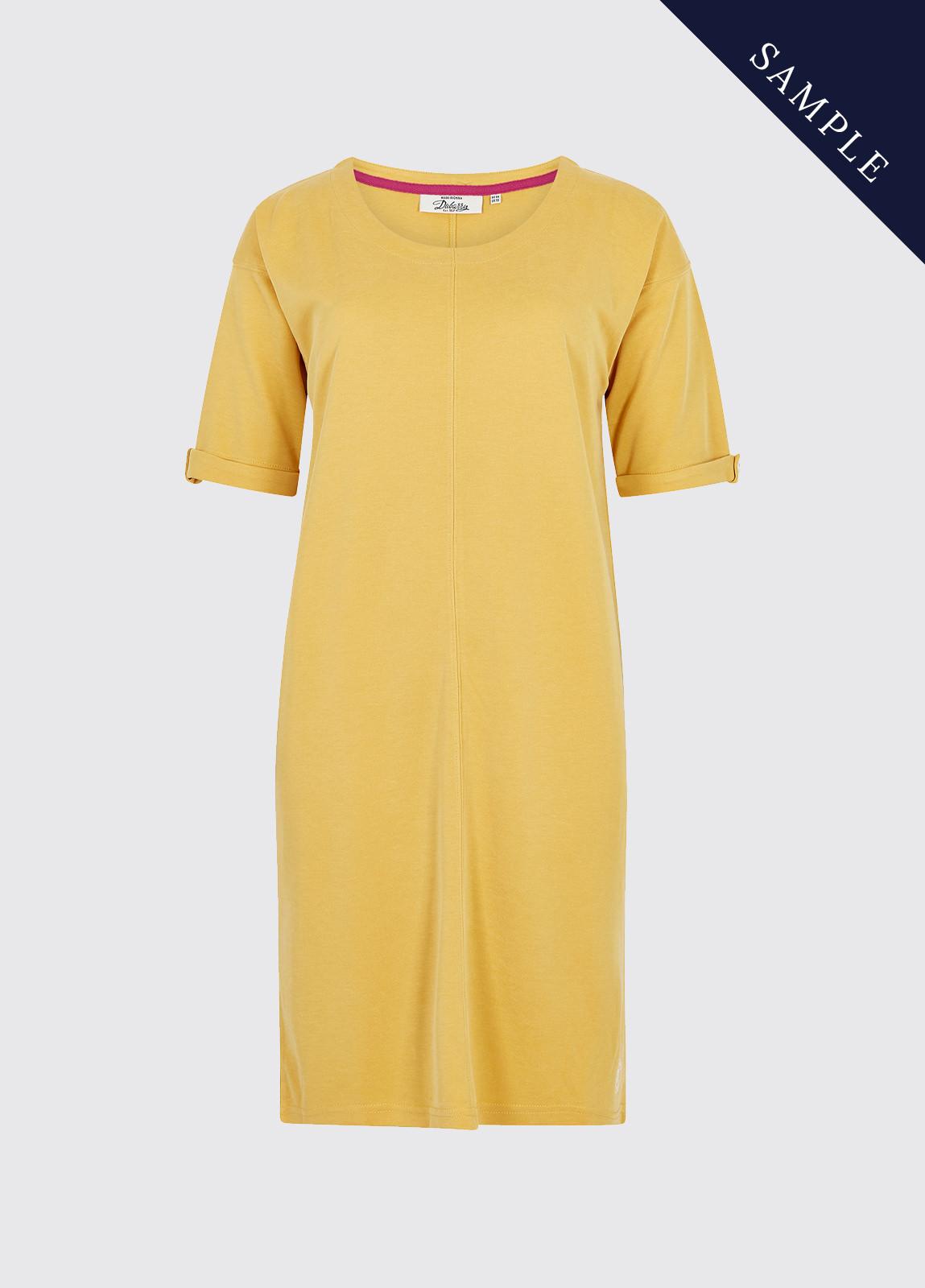 Coolbeg Tunic Dress - Sunflower - EU 36