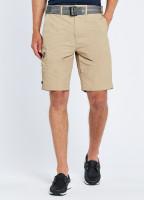 Cyprus Mens Crew Shorts - Sand