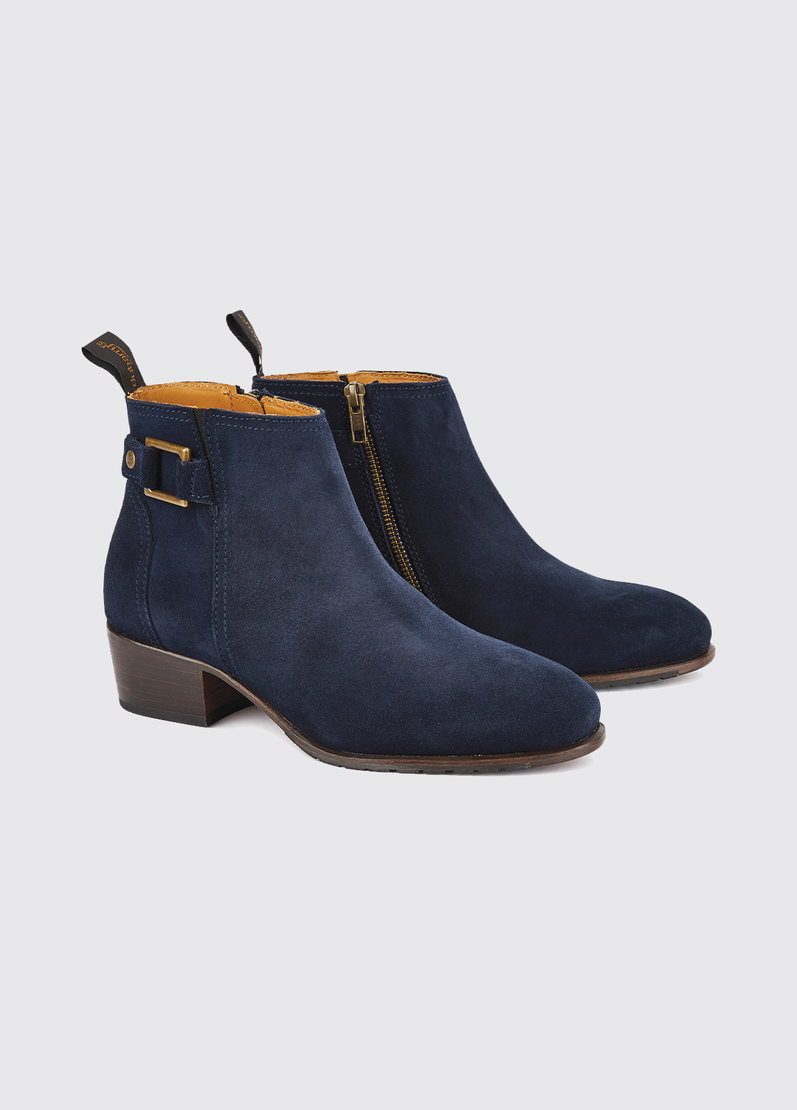 Dundalk Chelsea Boot - French Navy