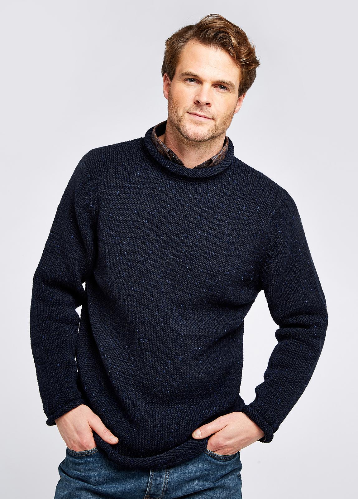 Killeshin Crew Sweater - Navy