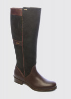 Fermoy Boot - Black/Brown
