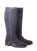 Limerick Leather Soled Boot - French Navy