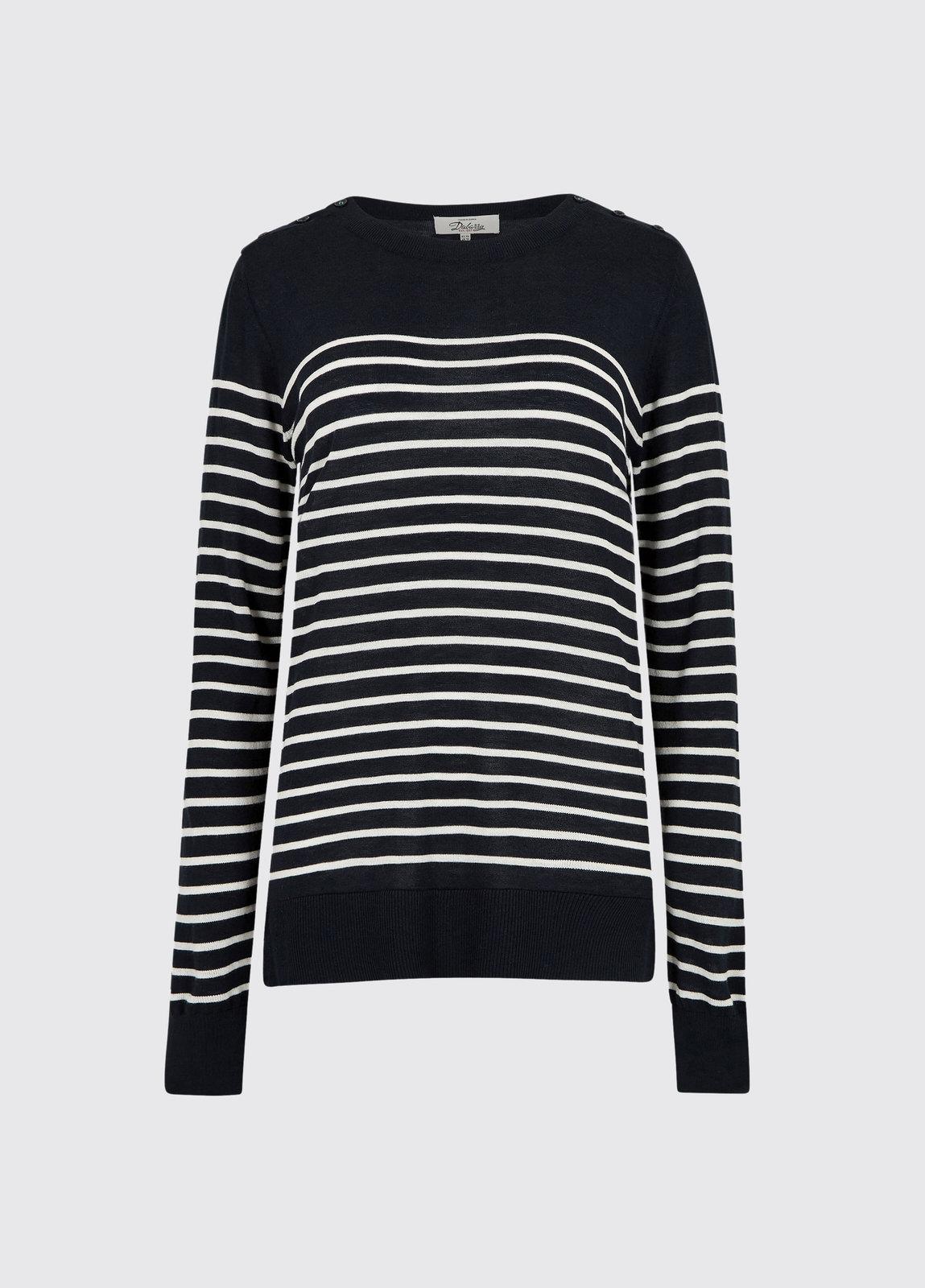Portlaw lightweight Sweater - Navy