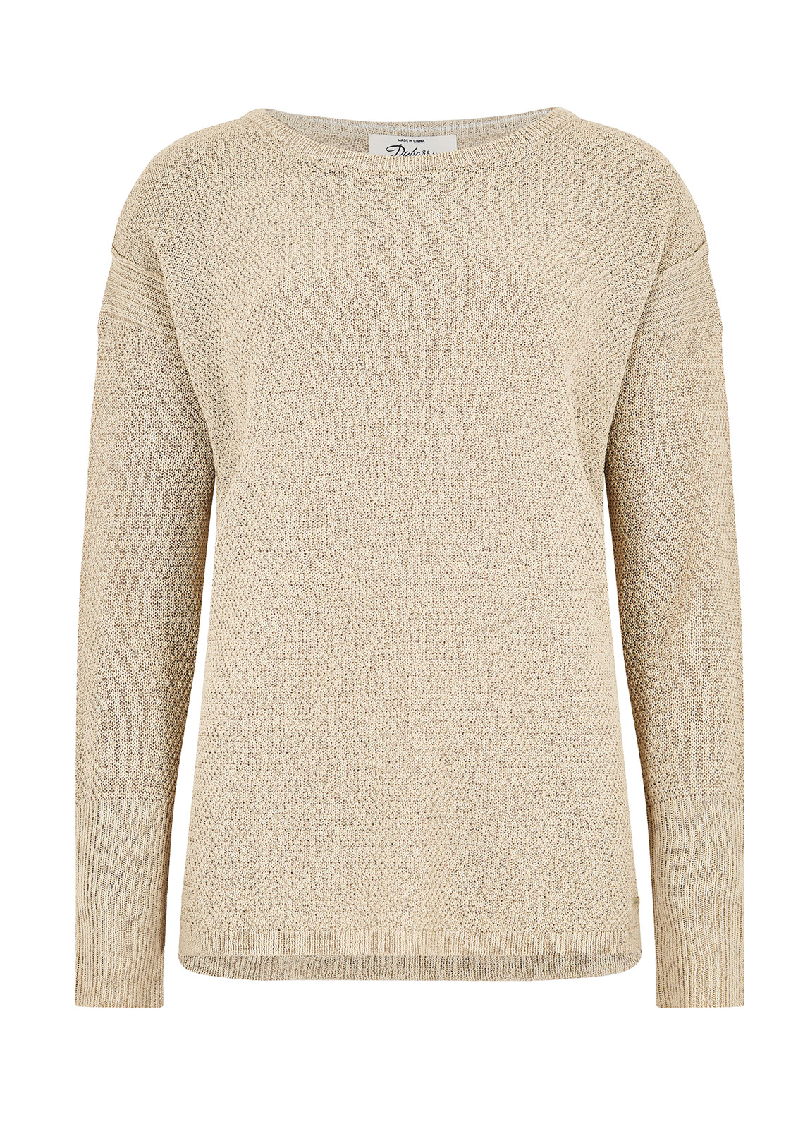 Woodford Knit Top - Tan