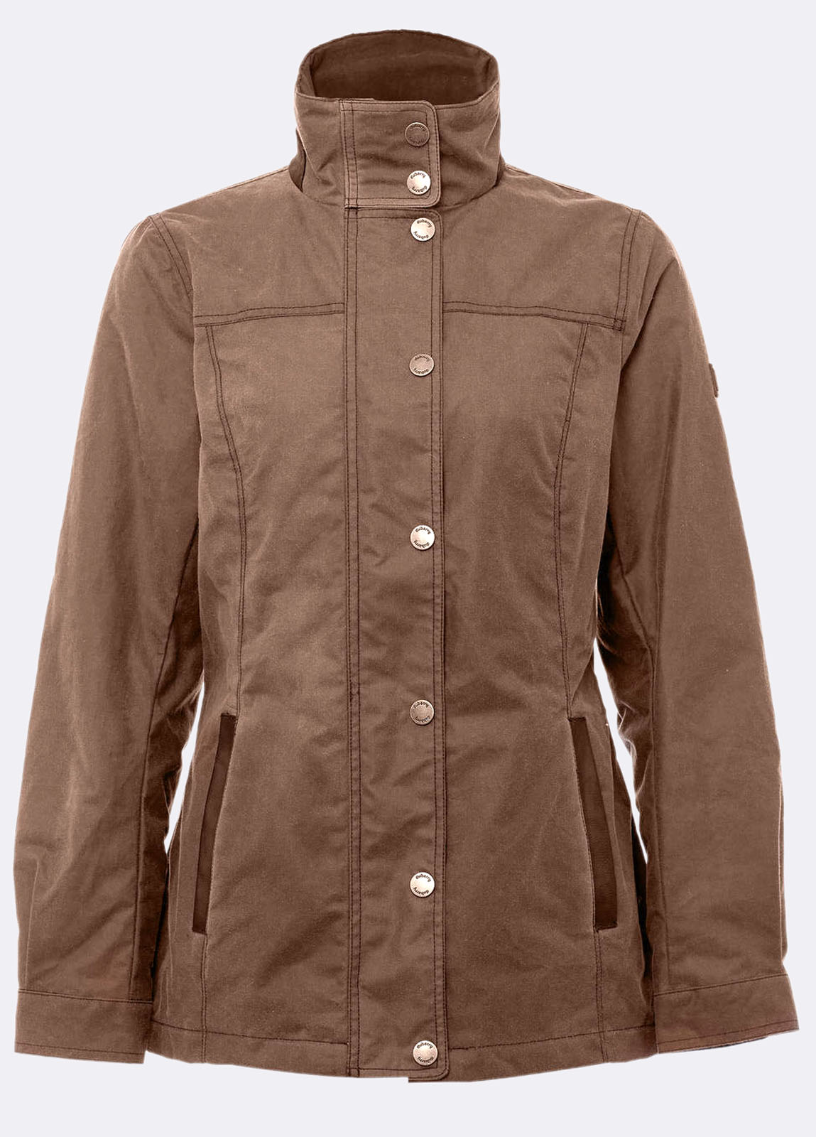 Mountrath Waxed Jacket - Cigar
