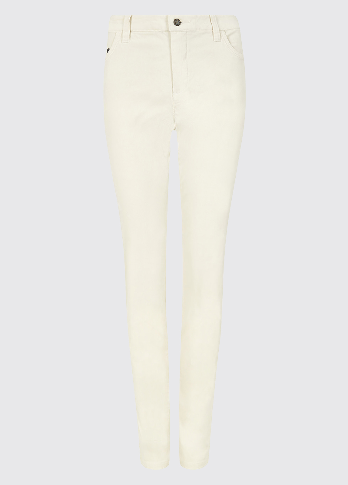 Honeysuckle Jeans - Sail White