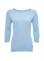 Caltra Sweater - Pale Blue