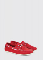 Aruba Deck Shoe - Raspberry