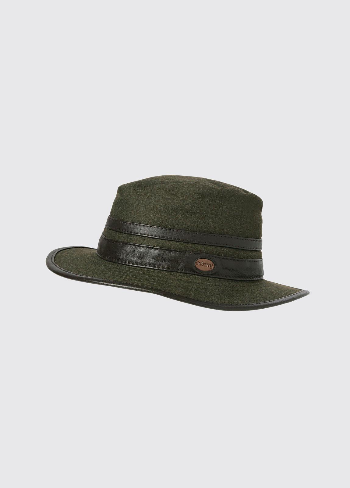 Butler Cap - Olive