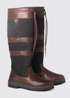Galway SlimFit™Country Boot - Black/Brown