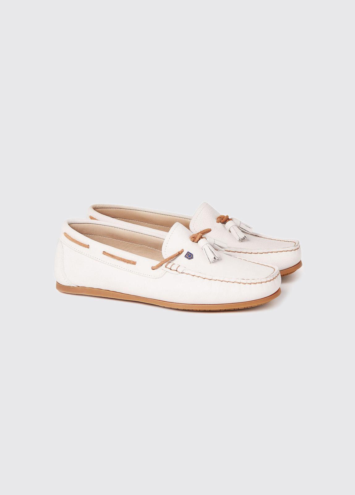 Jamaica Loafer - Sail White